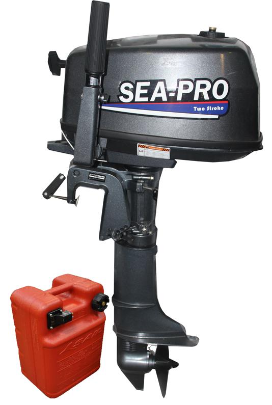 моторы sea pro т5s